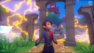 Ary and the Secret of Seasons Releases July 28