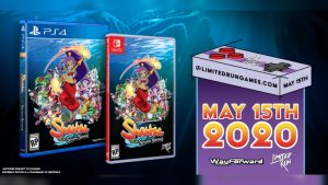 Shantae and the Seven Sirens Limited Run Games Physical Version Available for Pre-Order May 15