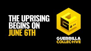 Indie Game Cooperative Showcase Guerrilla Collective Announced, Premieres June 6 Through 8