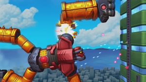 Mechstermination Force Heads to PlayStation 4 May 22, Windows PC May 23
