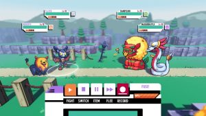 Indie Monster-Collecting RPG Cassette Beasts Announced for PC, Linux, and Nintendo Switch