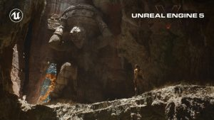 Unreal Engine 5 Running on PlayStation 5 Revealed