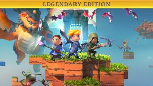 Portal Knights Legendary Edition Out Now