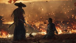 18-Minutes of Ghost of Tsushima Gameplay to be Revealed in PlayStation State of Play, May 14