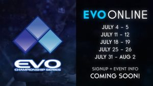 EVO Online Announced, Runs Weekends Through July, Super Smash Bros. Ultimate Dropped