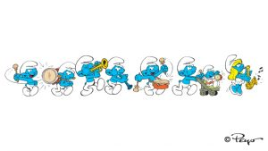 Microids to Publish The Smurfs Action-Adventure Video Game