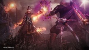 Nioh 2 Photo Mode Added, The Tengu's Disciple DLC Announced