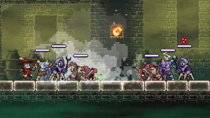Monster Sanctuary Adds the Underworld Zone in Latest Update