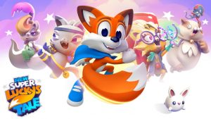 New Super Lucky's Tale Heading to PlayStation 4 and Xbox One