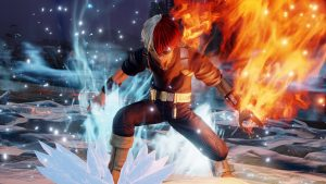 Jump Force Shoto Todoroki DLC Launches May 26, Character Pass May 22