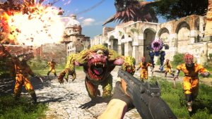 Serious Sam 4 Launches August 2020 on PC and Stadia, 2021 on PlayStation 4 and Xbox One