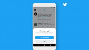 Twitter Now Allows Select Users to Control Who Can Reply to Their Tweets