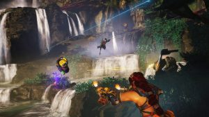 Free-to-Play Competitive Team-Based Shooter Crucible Available Now