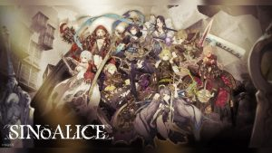 SINoALICE Available for Pre-Registration on App Store