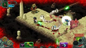 Indie Roguelite Twin-Stick Shooter I, Dracula: Genesis Enters Steam Early Access