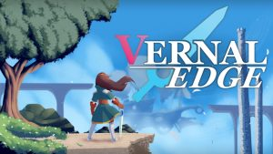 Devil May Cry Inspired Metroidvania Vernal Edge Kickstarter Campaign Now Live