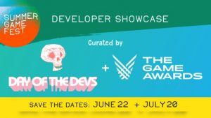 Summer Game Fest and Double Fine Announced Day of the Devs Developer Showcase on June 22 and July 20