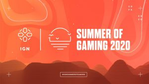 IGN Unveils Schedule for Upcoming Summer of Gaming Event