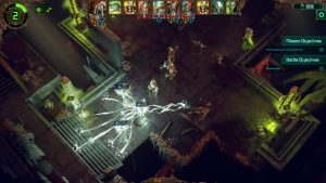 Warhammer 40,000: Mechanicus Heads to Nintendo Switch, PlayStation 4, and Xbox One July 2020