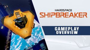 Hardspace: Shipbreaker Early Access Launches June 16, Gameplay Overview Trailer