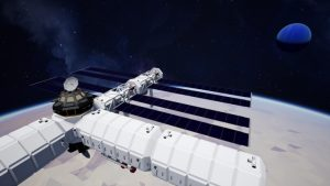 Real-Time Space Tycoon Simulator Solar Baron Announced, Enters Steam Early Access Q3 2020
