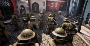 Brothers in Blood: WW2 Co-op First Trailer