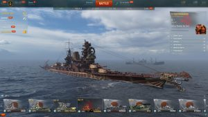 World of Warships Receives Warhammer 40,000-themed Cosmetic Items
