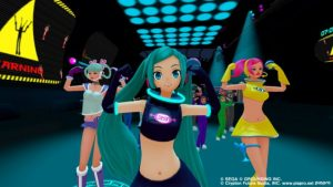 Space Channel 5 VR: Kinda Funky News Flash! Hatsune Miku DLC Announced, Launches July 27 on PlayStation VR