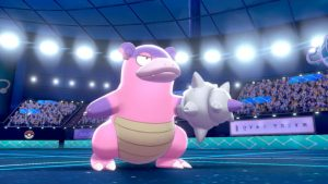 Pokemon Sword and Shield Isle of Armor Expansion Launches June 17, Galarian Slowbro Revealed