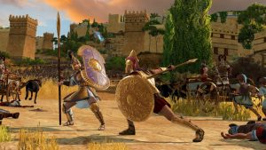 Total War: Troy Launches August 13 on Epic Games Store, Exclusive for 12-Months, Free for First 24-Hours