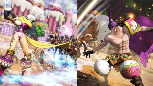 Charlotte Cracker & Smoothie Join One Piece Pirate Warriors 4 in First DLC Pack