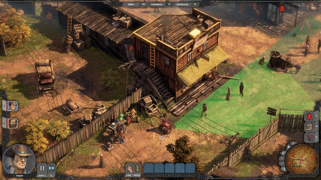 Desperados Iii Demo Hands On Preview Niche Gamer
