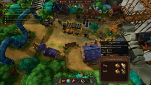 Kingdom Management Game The Unexpected Quest Announced, Launches 2020 on Windows PC