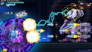 Azure Striker Gunvolt 2 Heads to PC June 22