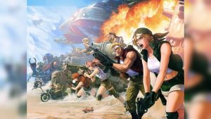 Two New Metal Slug Games in Development for Consoles and Mobile