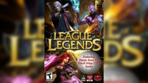 Future League of Legends Champion Appears to be Inspired by Devil May Cry