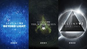 Destiny 2 Details; Beyond Light, The Witch Queen, Lightfall Expansions Revealed, Content Vault, and More!