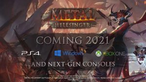 Metal: Hellsinger Launches 2021 for PC, PS4, Xbox One, and Next Gen Consoles