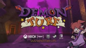 Demon Turf Announced for PC, Mac, Nintendo Switch, Xbox One, and Xbox Series X