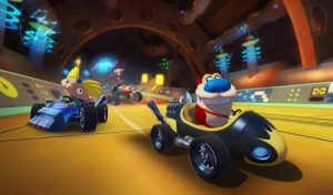 Nickelodeon Kart Racers 2 Grand Prix Announced, Launches October 2020 for PS4, Switch, and Xbox One
