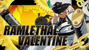 Ramlethal Valentine Confirmed for Guilty Gear: Strive