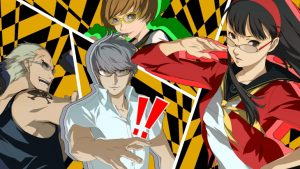 Persona 4 Golden Now Available on Windows PC via Steam