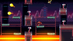 30XX 8 Minutes of Gameplay Footage