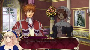 Otome Game Palais de Reine Now Available on Steam
