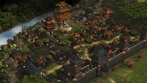 Stronghold: Warlords Free Build Trailer, 1 Hour of Gameplay