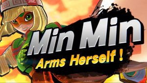 Super Smash Bros. Ultimate DLC Character Min Min Announced