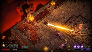 Curse of the Dead Gods – The Serpent's Catacombs Update Now Live