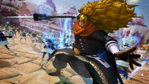 Vinsmoke Judge Revealed as Final Character in One Piece: Pirate Warriors 4 DLC Character Pack 1