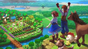 Harvest Moon One World Debut Gameplay Trailer, Launches Fall 2020 on Nintendo Switch and PlayStation 4