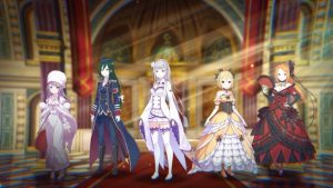 Re:ZERO – Starting Life in Another World: The Prophecy of the Throne Reveal Trailer